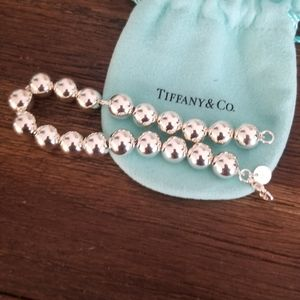 Tiffany Ball Bracelet NWOT